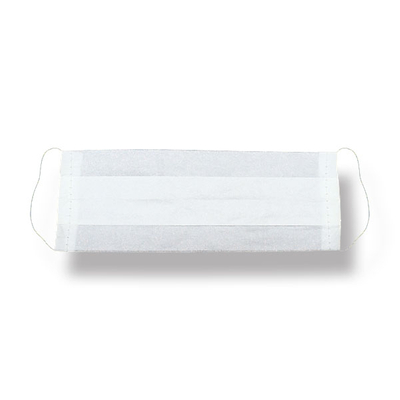 Disposable 1 ply or 2 ply Paper Face Mask