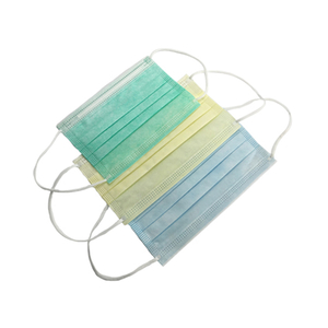 Wellmien EN 14683/FDA 510K Surgical Face Mask