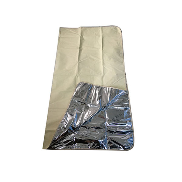 Reusable Composite Emergency Blanket