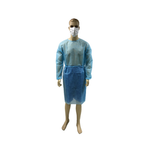 Disposable Non woven Uniform Isolation gown