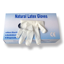 Disposable operation Examination latex gloves