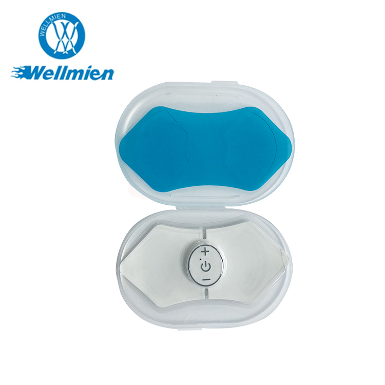 Portable pain relief micro massager Wireless TENS with USB