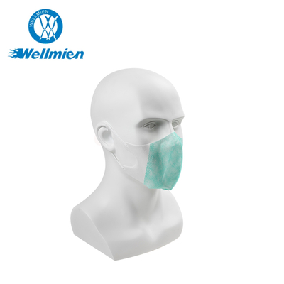 Disposable Colorful Non Woven 3D Butterfly Foiding Face Mask